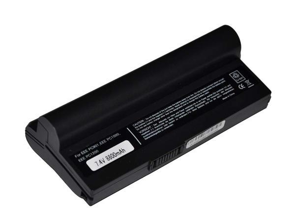 Asus Eee PC Аккумулятор для ноутбука (Eee PC 901; 904; 1000; 1200) 8800 mah (Black)