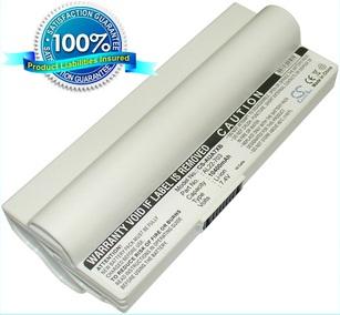 Asus Eee PC Аккумулятор для ноутбука (Eee PC 901; 904; 1000; 1200) 10400 mah (White)