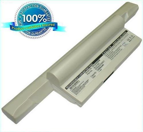 Asus Eee PC Аккумулятор для ноутбука (Eee PC 901; 904; 1000; 1200) 13000 mah (White)