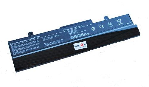 Asus Eee PC Аккумулятор для ноутбука (Eee PC 1005) 5200 mah (Black)