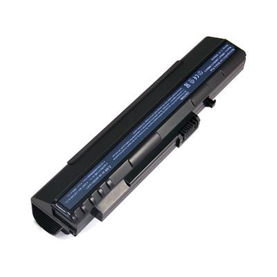 Acer Aspire One Аккумулятор для ноутбука (A110, A150, AOA110, AOA150, AOA250, AOD150,ZG5) 4400 mah (Black)
