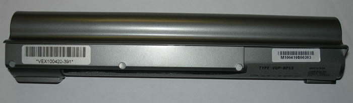 Sony Vaio Аккумулятор для ноутбука (BPS3, BPL3) 7200mah (Black)