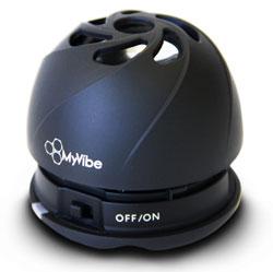 MyVibe H-2 Портативная акустическая система (чёрная)