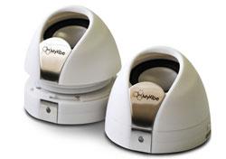 MyVibe SH1 Портативная акустическая система (белая)