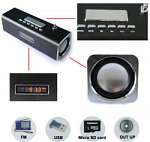 MyVibe T2 Портативная акустическая система (зелёная)