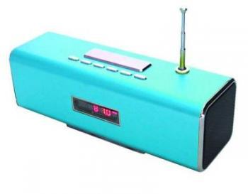 MyVibe T2 Портативная акустическая система (голубая)