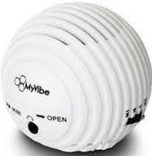 MyVibe SD-1 Портативная акустическая система (белая)