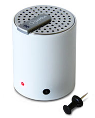 MyVibe BT1 Портативная акустическая система (белая)