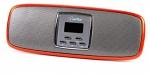 MyVibe Slim Портативная акустическая система (оранжевая)
