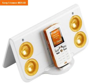 Sony Ericsson MDS-60 Портативная акустика