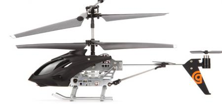 Griffin HELO TC Helicopter GC30021 радио вертолет для iPhone, iPod, iPad, HTC, Samsung Android