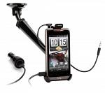 Griffin WindowSeat Mobile Hands Free Car Kit (GC17116) Автомобильный держатель с микрофоном и зарядкой