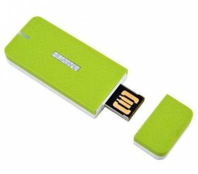 Huawei E369 3G модем универсальный. Желто-зеленый (цвет)