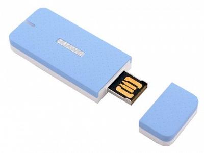 Huawei E369 3G модем универсальный. Голубой (цвет)