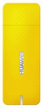 Huawei E369 3G модем универсальный. Жёлтый (цвет)