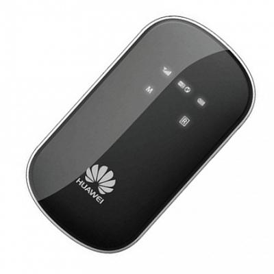 Huawei E587 3G модем - роутер wifi универсальный переносной с разъёмом под внешнюю антенну