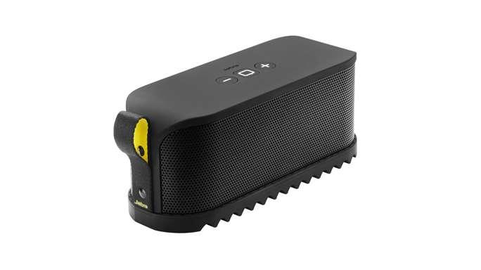 Jabra Solemate (черная) акустическая Bluetooth колонки стереосистема