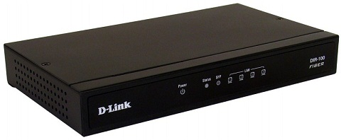D-Link DIR-100/F интернет-маршрутизатор