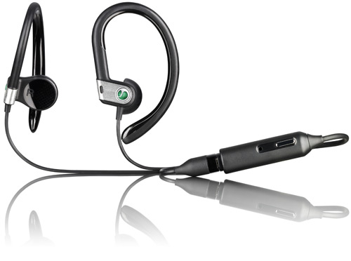 Sony Ericsson HPM-66 Стереогарнитура Hands free