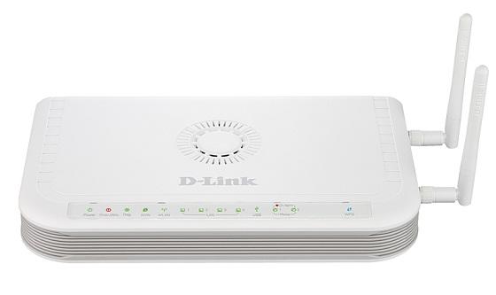 D-Link DVG-N5402FF интернет-маршрутизатор