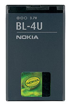 Nokia BL-4U Аккумулятор (3120,5330,5730,6600,8800,E66/75)