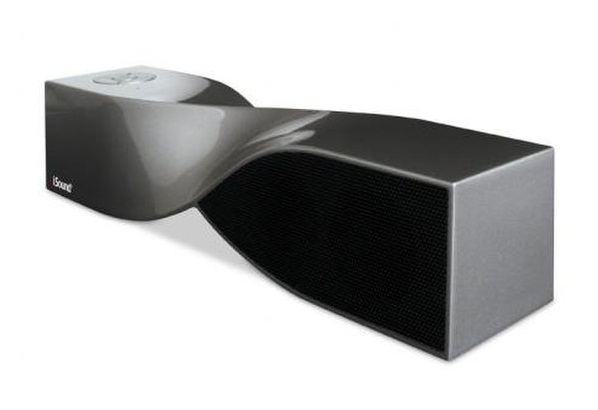 iSound Twist Speaker 1692 bluetooth стереоколонка серая