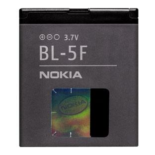 Nokia BL-5F Аккумулятор (6210, 6290, 6710, E65, N95, N96)