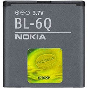 Nokia BL-6Q Аккумулятор  (6700)