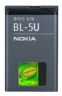 Nokia BL-5U Аккумулятор (8900E5530)