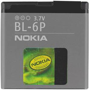 Nokia BL-6P Аккумулятор (7900\6500)