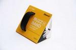 Buzzband MB20 bluetooth вибро браслет для сотового телефона черный