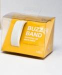Buzzband MB20 bluetooth вибро браслет для сотового телефона белый