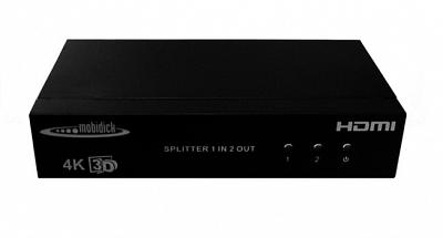 Mobidick VPSL124 HDMI-сплиттер делитель HDMI in x 1, HDMI out  x 2
