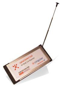 Cingular GT Max 3.6 EDGE ExpressCard модем