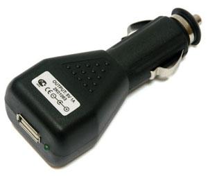 Преобразователь 12В прикуриватель USB