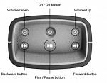 Mobidick SuperTooth DISCO 2 Bluetooth стереосистема (красная)