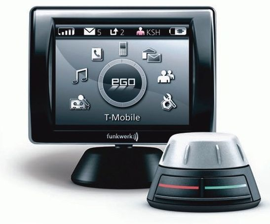 EGO Look Bluetooth комплект громкой связи