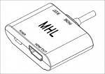 Mobidick VPMHL10 MHL на HDMI Видео-кабель для смартфонов