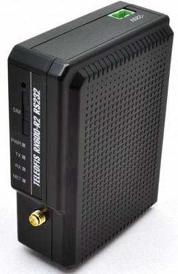 TELEOFIS RX600-R2 GSM модем со встроенным блоком питания