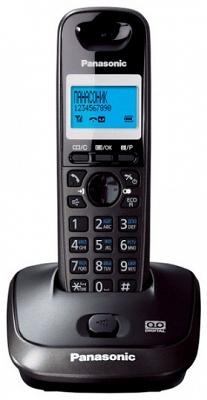 Panasonic KX-TG2521RUT радиотелефон dect с автоответчиком