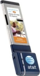 Option GT Max 3.6 3G ExpressCard модем GSM+USB