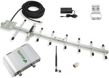 VEGATEL VT2-900E-kit Репитер усилитель gsm сигнала (комплект)