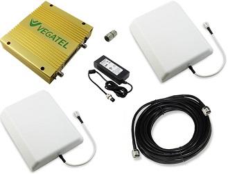 VEGATEL VT3-900E-kit Репитер усилитель gsm сигнала (комплект)
