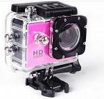 SportsCam SJ4000 Экшен камера FullHD pink