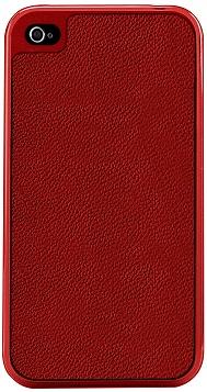 DEXIM SL Superior чехол для iPhone 4S/4 красный