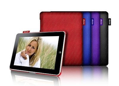 DEXIM чехол ударопрочный (Carbon) для iPad черный