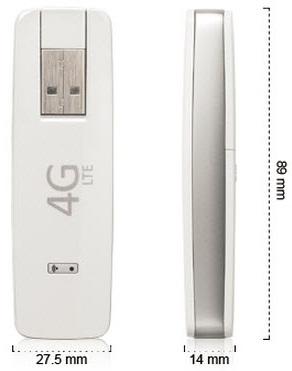 Alcatel Onetouch W800Z 4G LTE модем