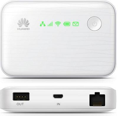 Huawei E5730S 3G WiFi роутер плюс павербанка