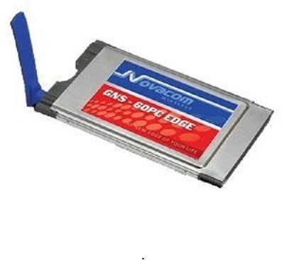 Novacom GNS-60PC EDGE PCMCIA модем