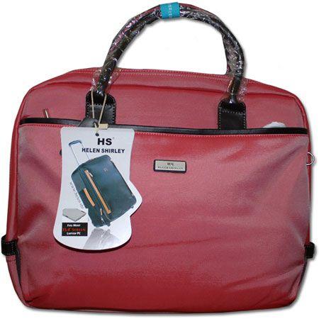 Helen Shirley 180022 red Textile bags сумка для ноутбука